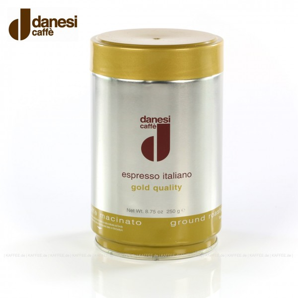 12 Dosen je 250 g pro VPE, gemahlen, Gesamtinhalt 3,00 kg pro VPE, EAN-Code: 8000135717172