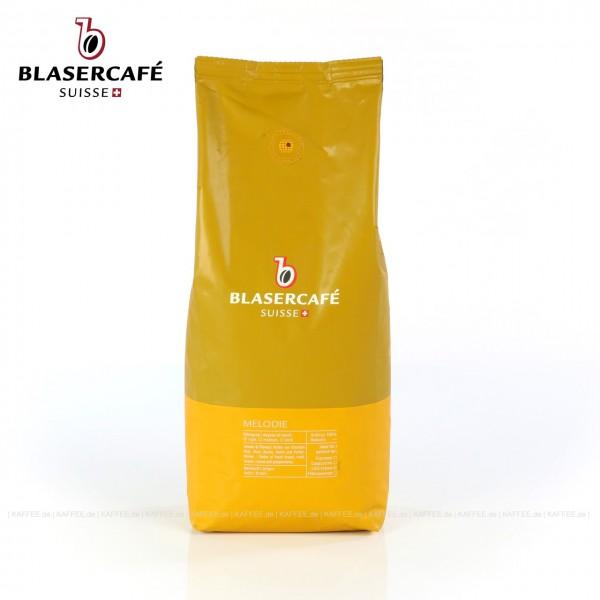 10 Bags je 1 kg pro VPE (gold), Bohne, Gesamtinhalt 10,00 kg pro VPE, EAN-Code: 7610443579112